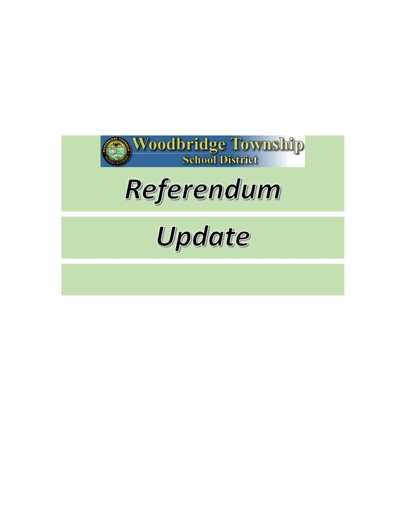 Referendum Update