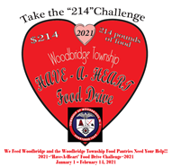 WDBDGE TWP Have a Heart Food Drive