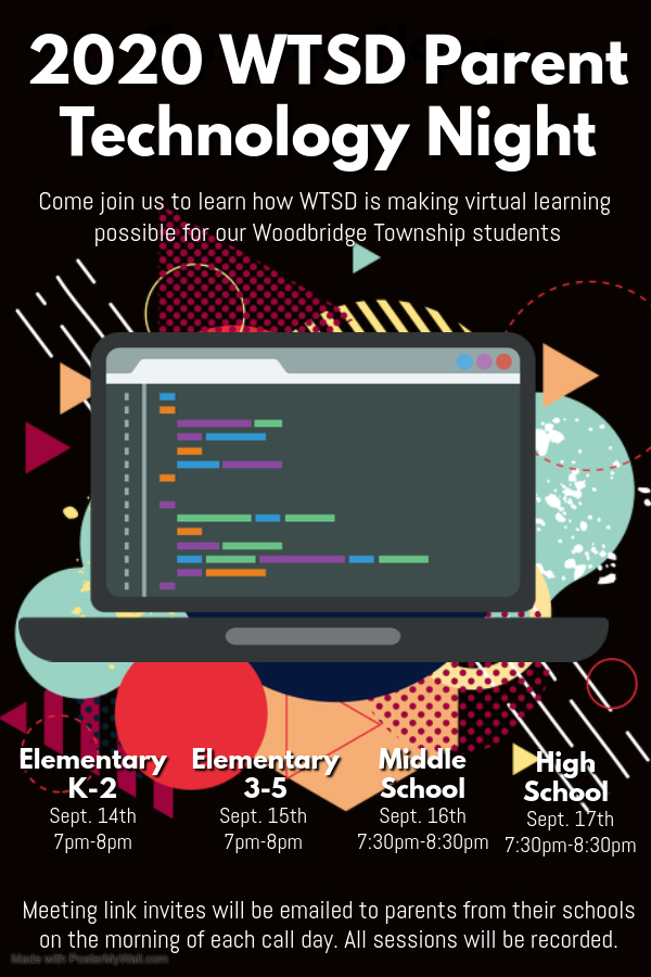 WTSD Parent Technology Night