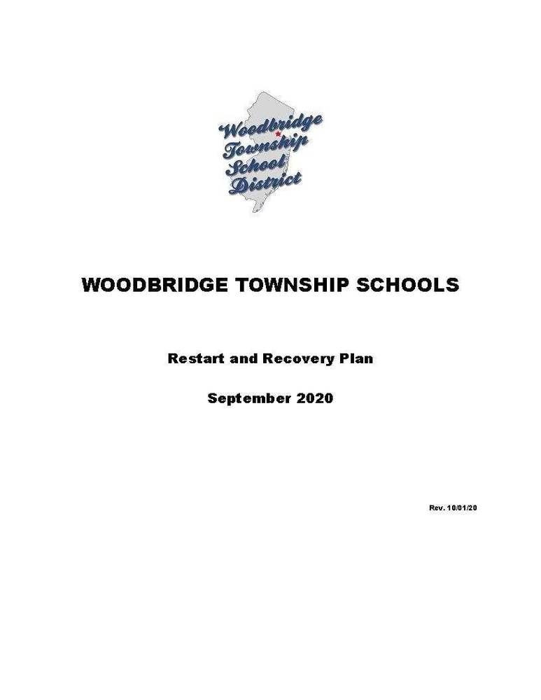 WTSD Restart and Recovery Plan