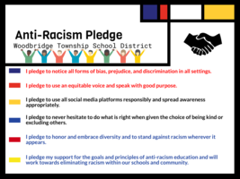 FMS Anti Racism Pledge