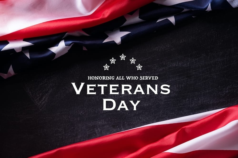 Honoring those who served celebrating Veterans Day!