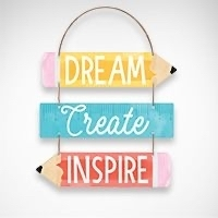 Dream,Create,Inspire Image
