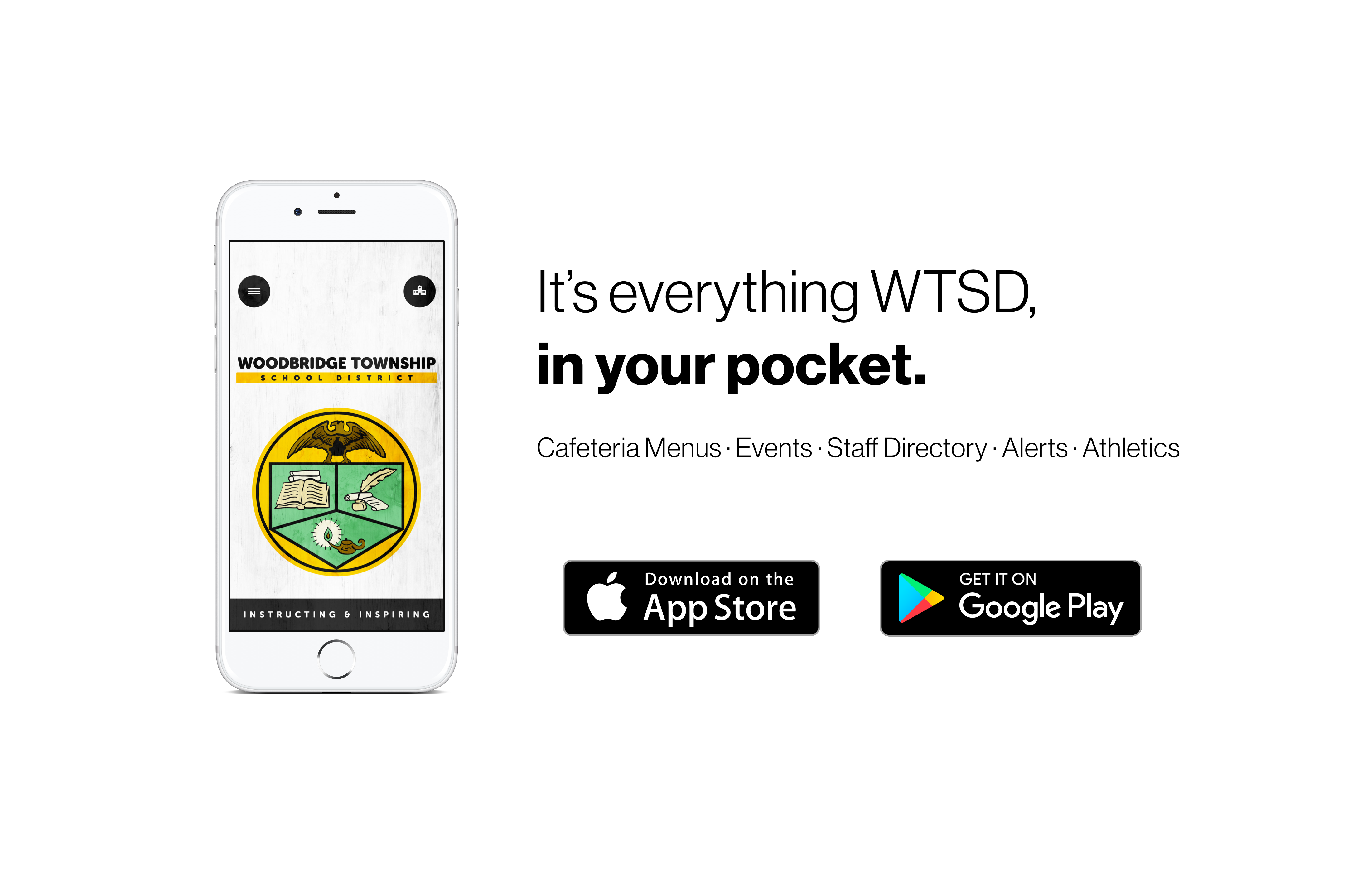 It's everything WTSD, in your pocket.